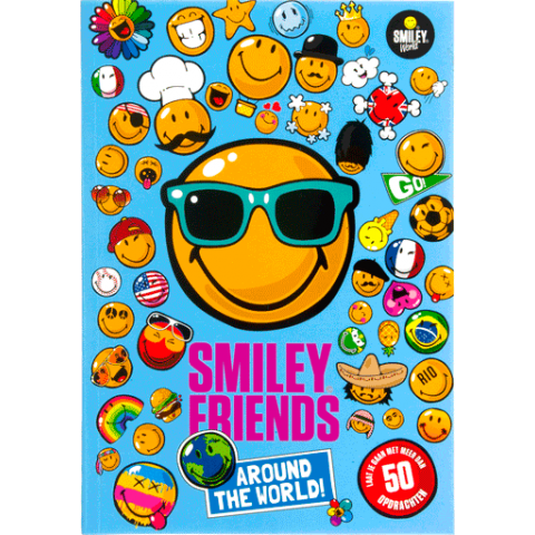 Smiley friends around the world reisdagboek