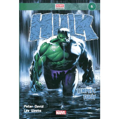 Marvel Stripboek (6) Hulk - Tempest Fugit