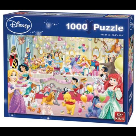 Legpuzzel Disney Happy Birthday (1000 pcs)