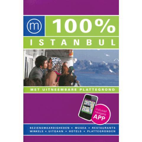 100% Istanbul + app (Nieuwe editie)