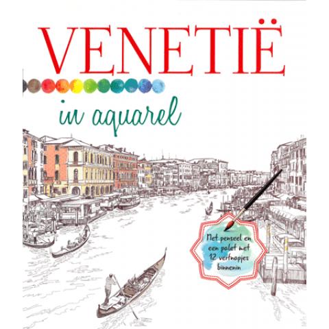 Venetië in Aquarel