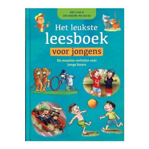 Het leukste leesboek voor jongens