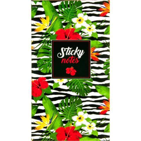 Sticky notes noteblock flower