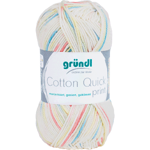 COTTON QUICK PRINT 198 BABY MULTICOLOR 50GR