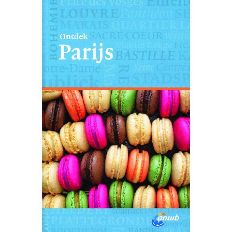 ANWB Ontdek Parijs