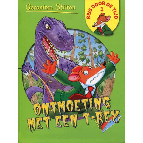 Reis door de tijd - ontmoeting met een t-rex