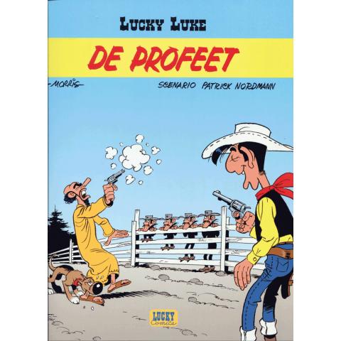 Lucky Luke de profeet