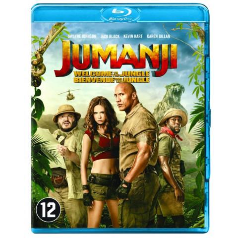Jumanji - Welcome to the jungle