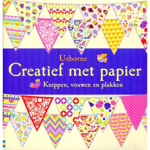Creatief met papier