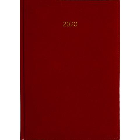 Weekagenda A5 2020 rood 201