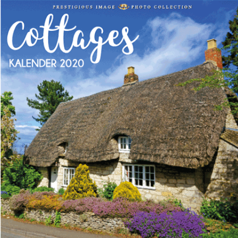 Kalender 2020: Cottages
