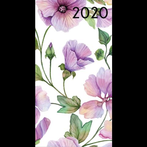 Agenda 2020: Paarse bloemen