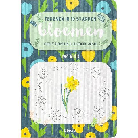 Bloemen tekenen in 10 stappen