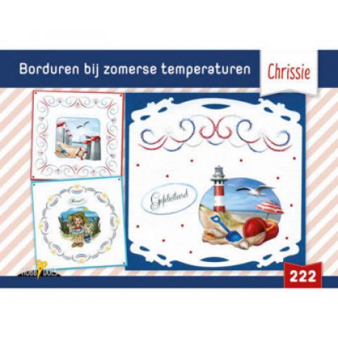 HD222 Borduren bij Zomerse temperaturen Chrissie
