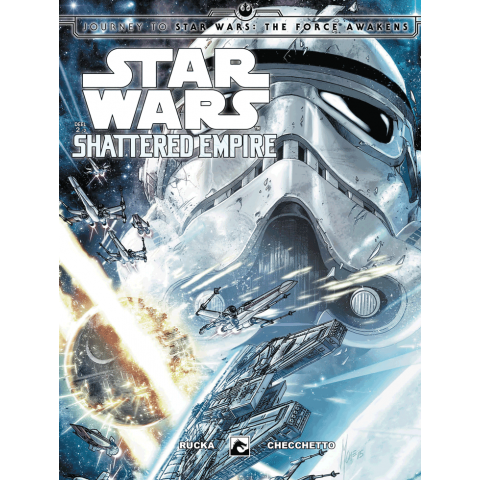 Star wars: shattered empire (2/2)