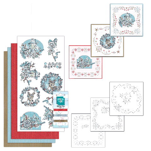Stitch and Do 89 christmas dreams