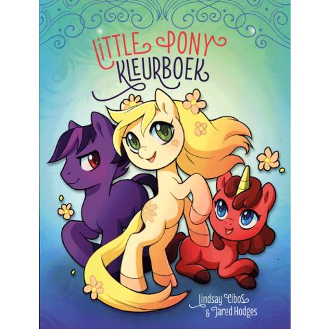 Little Pony kleurboek