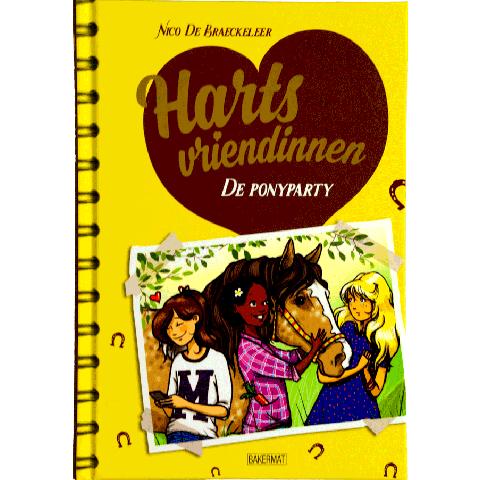 Hartsvriendinnen - De ponyparty