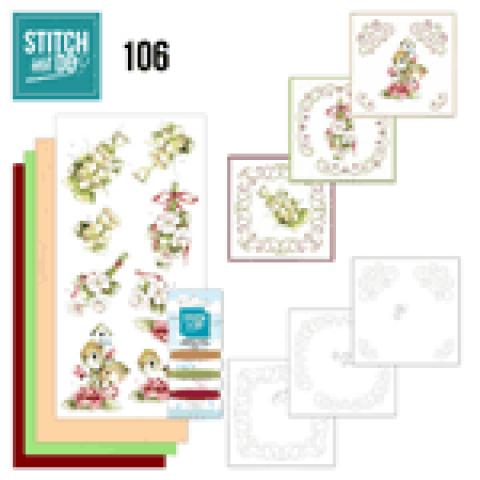Stitch & Do 106 Lente