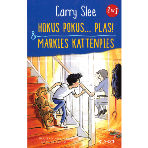 Omnibus Hokus Pokus...Plas & Markies Kattenpies, Carry Slee