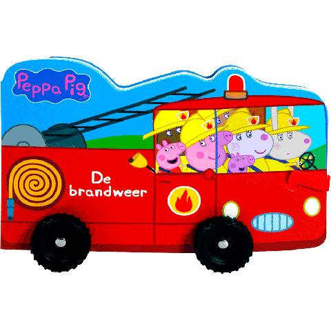 Peppa Big De brandweer