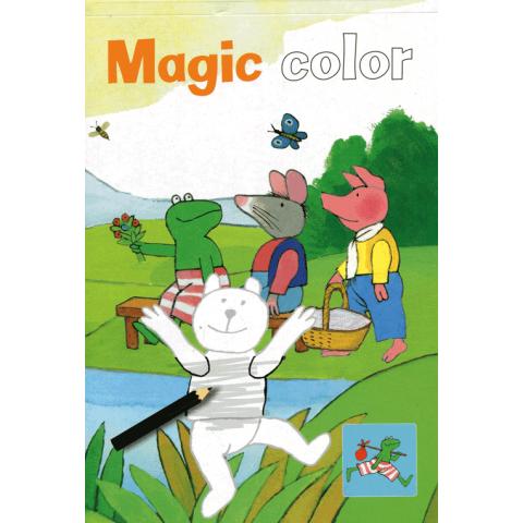 Kikker magic colour