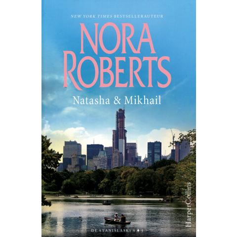 De Stanislaski's (3 delen), Nora Roberts