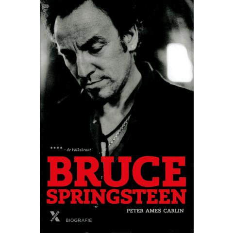 Bruce Springsteen biografie