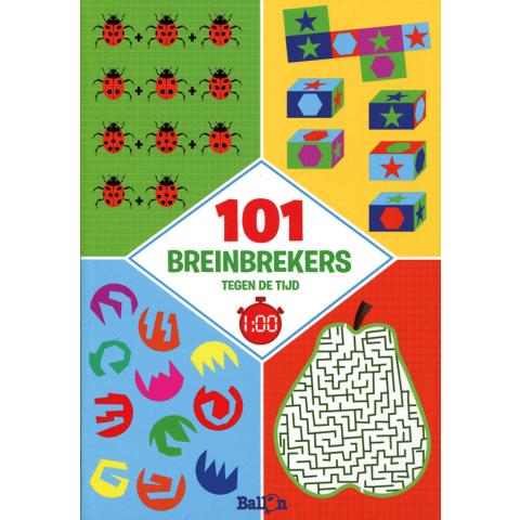 101 Breinbrekers tegen de tijd