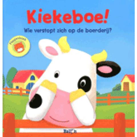 Kiekeboe - Wie verstopt zich op de boerderij?