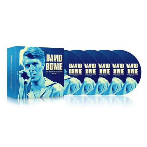 David Bowie - The Broadcast Collection 1972 - 1997