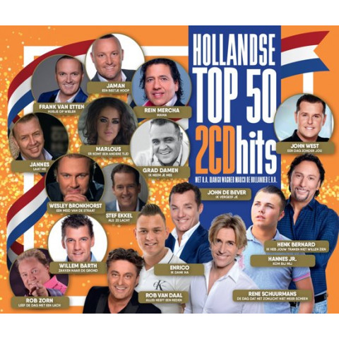 Hollandse Hits Top 50 2Cd