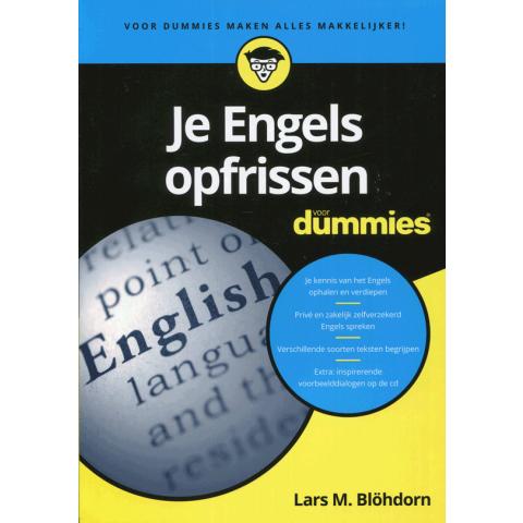Je Engels opfrissen voor dummies