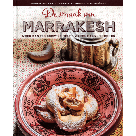 De smaak van Marrakesh