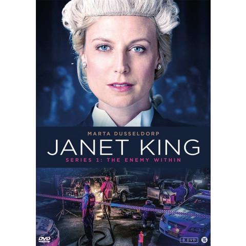 Janet King - Seizoen 1