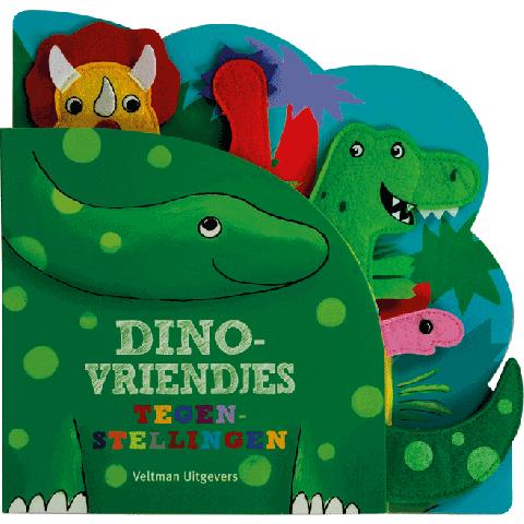 Dinovriendjes, tegenstellingen