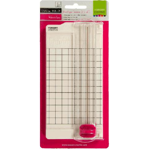 Mini paper trimmer 6,5x15,3cm Vaessen Creative
