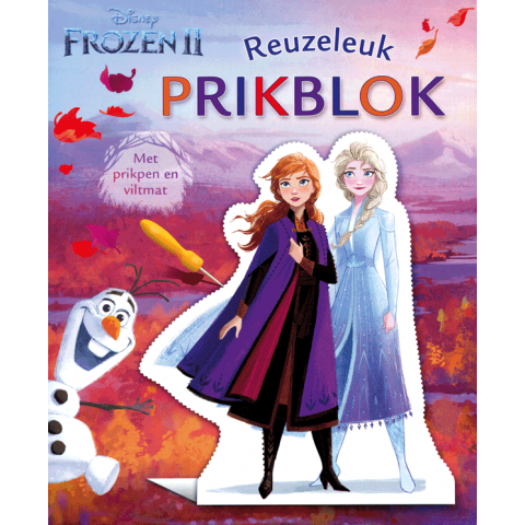 Frozen 2, prikblok