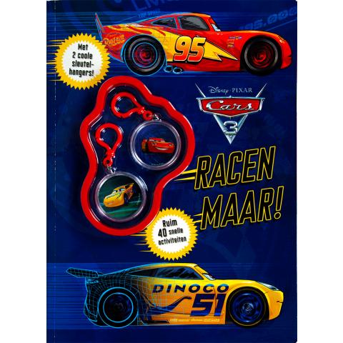 Disney Pixar Cars 3 Racen maar!+Slh