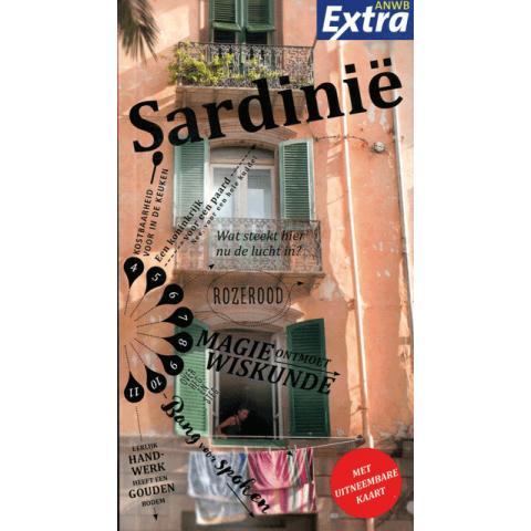 ANWB Extra Sardinië