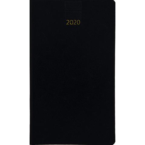 Minitimer staand zakagenda 2020 Donkerblauw (406)