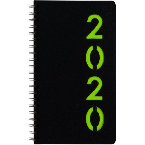 Zakagenda wire-o 2020: Lime (601)