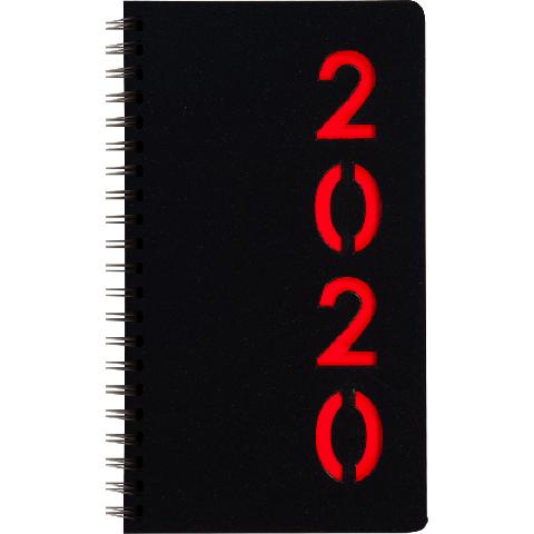 Zakagenda wire-o 2020: Rood (423)