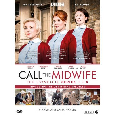 Call the midwife - Seizoen 1-8