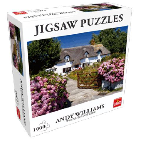 Puzzel Winfrith Cottage (1000 pcs)