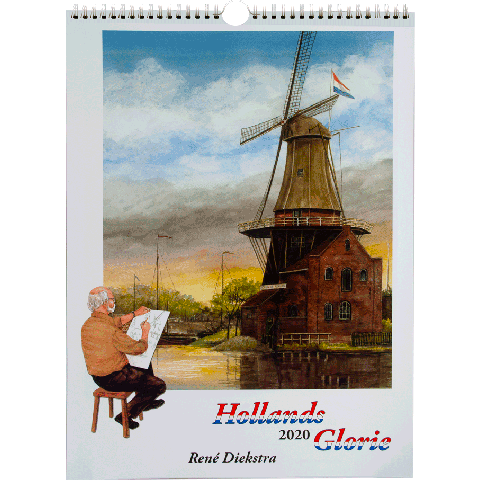 Kalender Hollands Glorie 2020