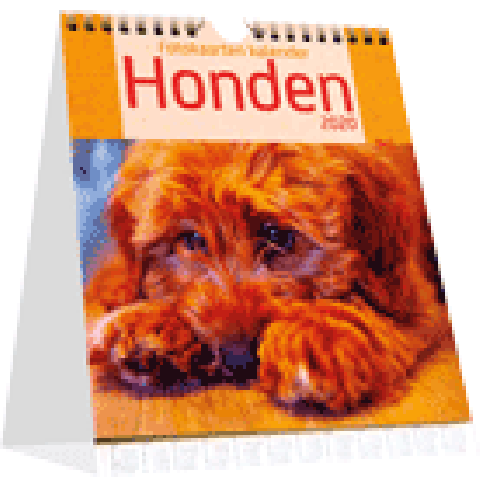 Bureaukalender 2020 honden