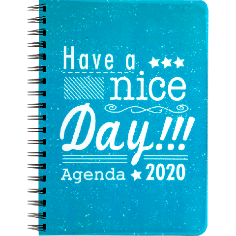 Agenda 2020 Have a Nice Day