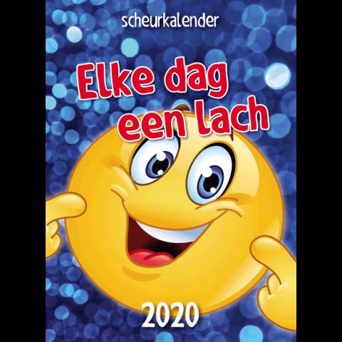 Scheurkalender 2020: Elke dag een lach