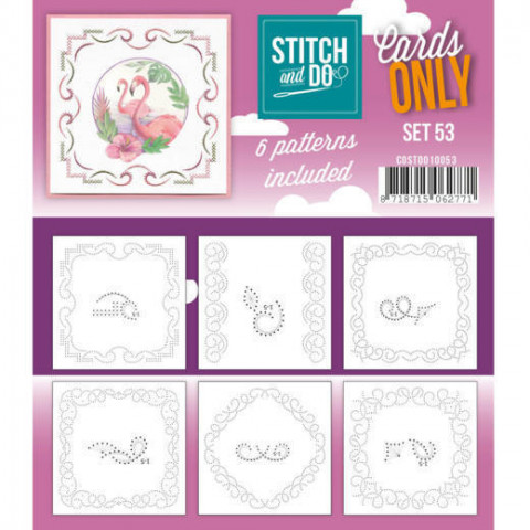 Stitch & Cards only set 53